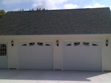 Custom Garage Construction